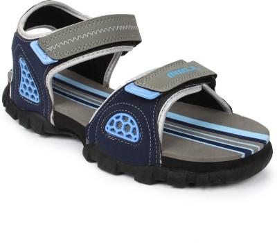 Mmojah Men Blue, Grey Sandals