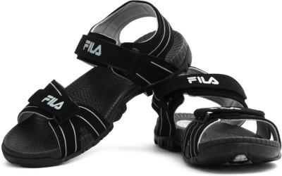 Fila Connector Men Black Sandals