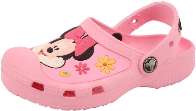 Disney Baby Boys Pink Sandals