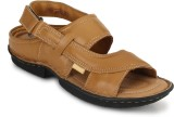 Menfolks Men Tan Sandals