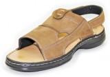 D Fut Men Brown Sandals