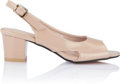 Tresmode Women Pink Heels