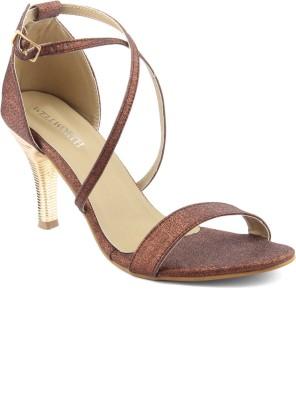 Wellworth Women Brown Heels