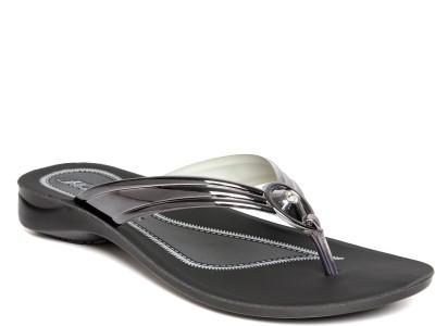 Florina Women Black Flats
