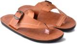 Vanessa Men Brown Sandals