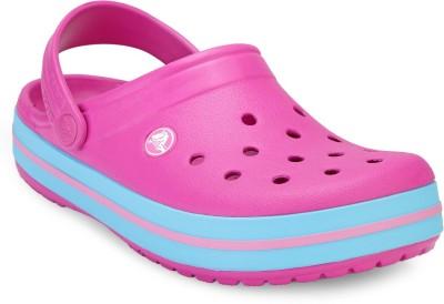 Crocs Men Vibrant Violet Clogs