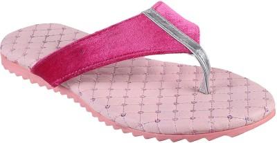 GELUKKIG Girls Pink Flats