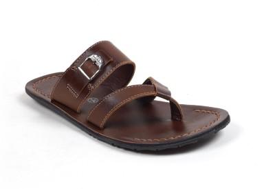 100 Walker Men Brown Sandals