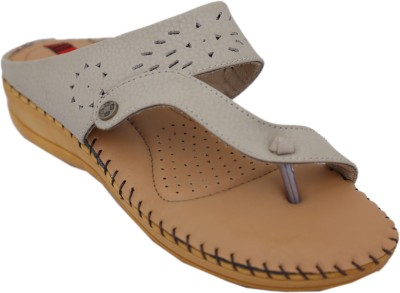 1 WALK Women Beige Flats