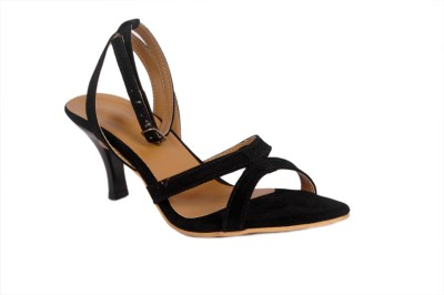 Studio 9 Katrina Women Black Heels