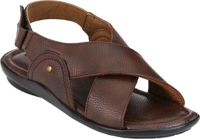 Shoe Day Men Brown Sandals