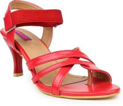 Fiorella Women Red Heels