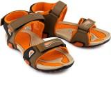Corpus Men Orange Sandals