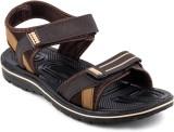 RockSoft Men Brown Sandals