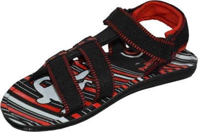 PU Hotson Men Red Sandals