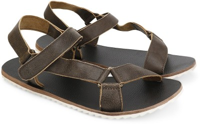 United Colors of Benetton Men Brown Sandals