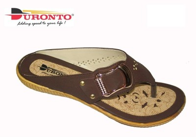 DURONTO Women Brown Flats