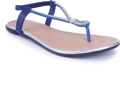 Starchi Women Blue Flats