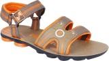 Bersache Men Brown Sandals