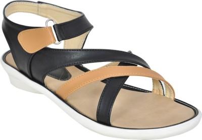 Shoe Dice Girls Black Sandals