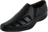 Welling Men black Sandals