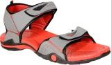 Ethics Men Red Sandals