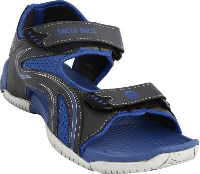 Bacca Bucci Men Blue Sandals at flipkart