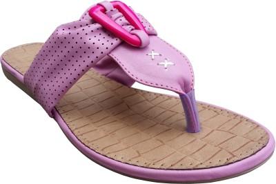 LORIS Women Purple Flats