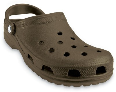 Crocs Men Chocolate Clogs