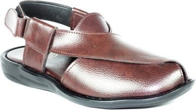 Senso Vegetarian Men Brown Sandals
