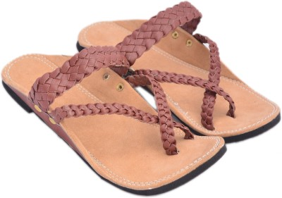 Sapphire Men Brown Sandals