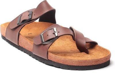 Juandavid Men Brown Sandals