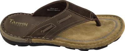 Tanny Shoes Men Brown Sandals