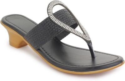 Choclate Women Black Heels