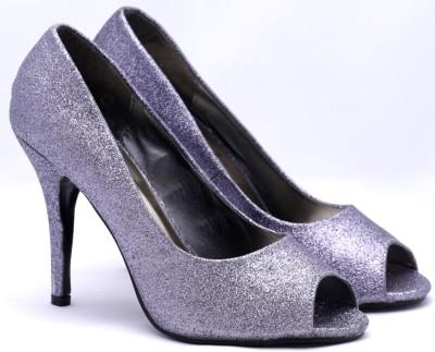 Touristor Minx Women Grey Heels