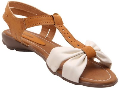 Solester Women White Flats