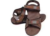 Space Men Brown Sandals