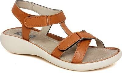 Vendoz Women Tan Flats