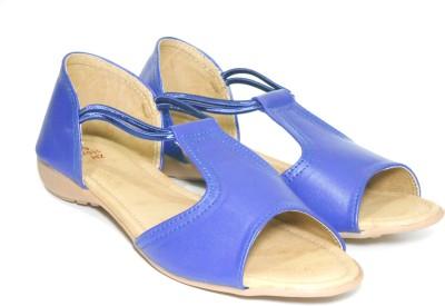 Fashion Wear Women Blue Flats