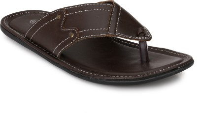 italia Men Brown Sandals
