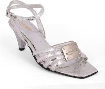 Ilian Fossa Women Silver Heels