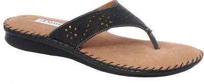 Pantof Women Black Flats