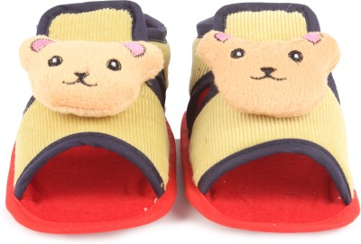 Instabuyz Baby Girls, Baby Boys Multicolor Sandals