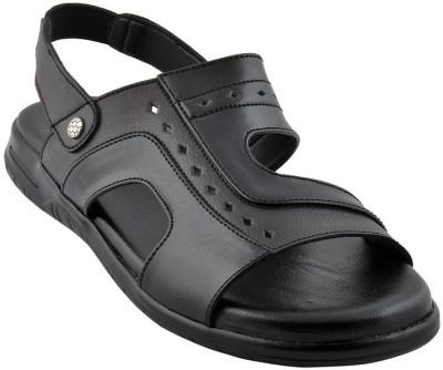 Senso Vegetarian Shoes Men Black Flats
