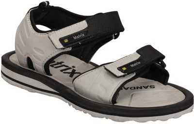 Matrix Men Grey Sandals
