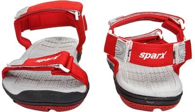 Sparx Boys Red Sandals
