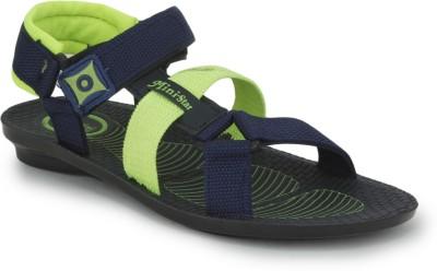 Pu-Mini ST*R Men Green Sandals
