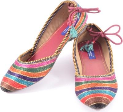 Tamanna Women Multicolor Heels