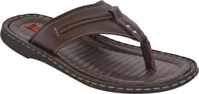 1 WALK Men Brown Sandals