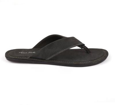 True Soles Men Grey Sandals